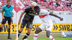 Der SC Freiburg setzte sich gegen den VfB Stuttgart durch