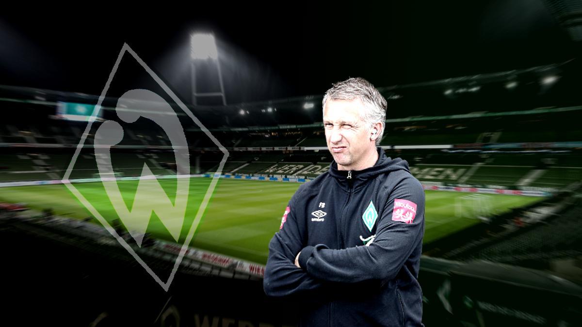 Frank Baumann muss sich für seine Arbeit bei Werder Bremen Kritik gefallen lassen