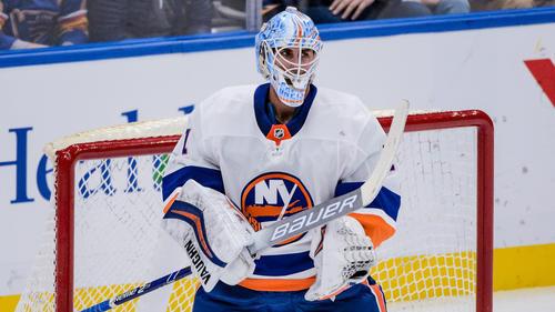 Bei den New York Islanders steht Thomas Greiss vor dem Aus