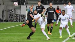 Gladbach kassierte in der Schlussphase noch zwei Treffer