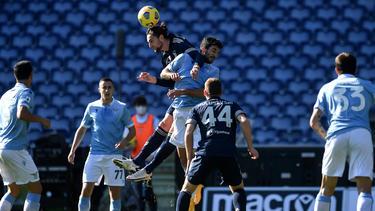 El conjunto romano es séptimo en la tabla de la Serie A.