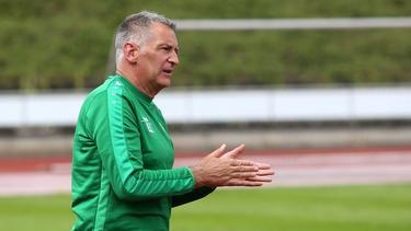 Eike Immel glaubt an den VfB Stuttgart
