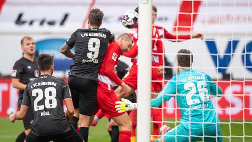 1. FC Nürnberg verliert beim 1. FC Heidenheim