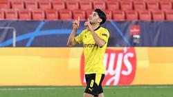 BVB-Profi Mo Dahoud zeigte in der Champions League eine überragende Leistung