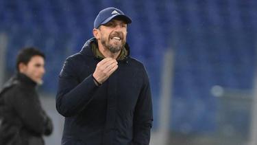 Eusebio Di Francesco ist nicht mehr Trainer von Cagliari Calcio