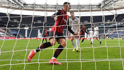 Bleibt André Silva bei Eintracht Frankfurt?