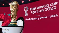 Die WM 2022 in Katar ist höchst umstritten