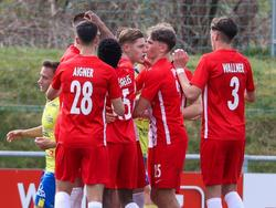 Klarer Auswärtssieg für das Salzburg-Farmteam Liefering in Lafnitz