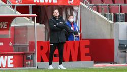 Markus Gisdol steht beim 1. FC Köln unter Druck