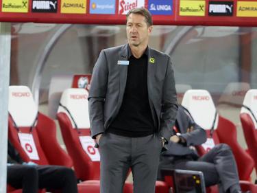 ÖFB-Teamchef Franco Foda kam nach 0:4 gegen Dänemark ins Grübeln