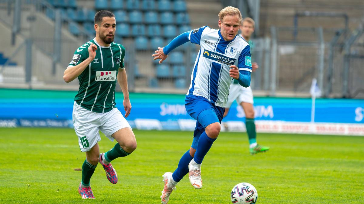 Magdeburg fuhr drei ganz wichtige Punkte ein