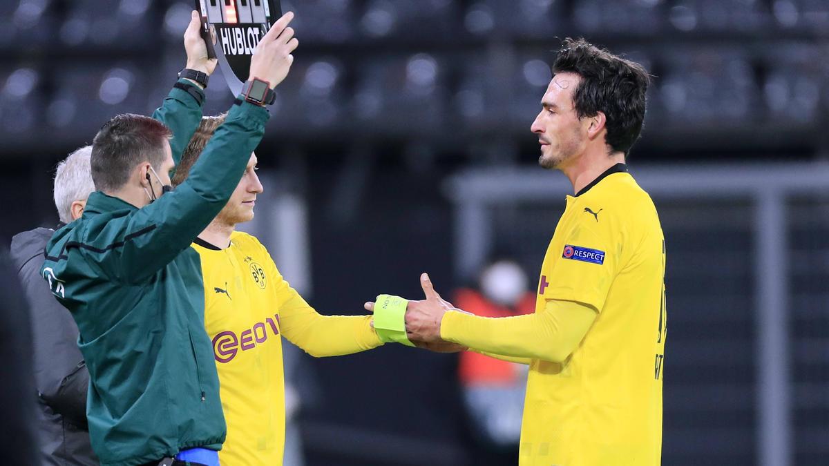 Bei der EM, WM und in der Bundesliga darf weiter fünf Mal gewechselt werden