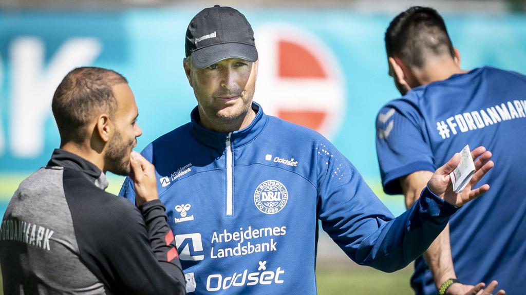 Laut Kasper Hjulmand sind alle dänischen Spieler bereit für einen Einsatz