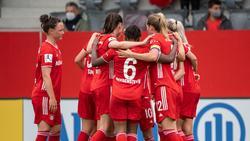 Die Frauen des FC Bayern sind deutscher Meister