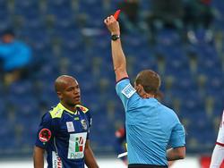 Rote Karte für Silvio