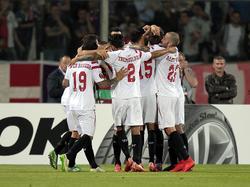 En caso de levantar el trofeo, el Sevilla quedaría en cabeza en el palmarés de la Europa League. (Foto: Getty)