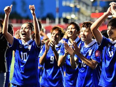 Tailandia buscará su pase ante la doble campeona del mundo, Alemania. (Foto: Getty)