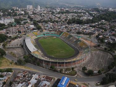 Estadio del Deportes Tolima, líder actual en Colombia. (Foto: Imago)