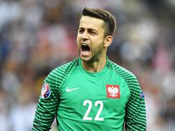 Łukasz Fabiański zeigte gegen Deutschland eine fehlerfreie Leistung