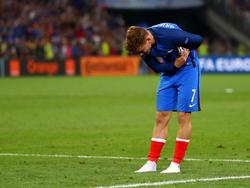 Antoine Griezmann, el héroe de Francia en la Eurocopa con seis tantos. (Foto: Getty)