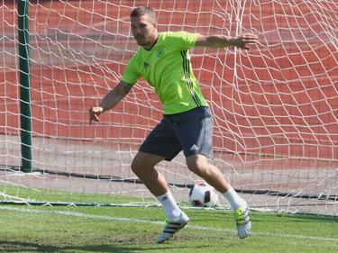 Podolski kann sich ein Karriereende in Polen vorstellen
