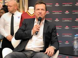 Lothar Matthäus hätte Sané zu einem weiteren Jahr Bundesliga geraten