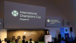 Beim International Champions Cup misst sich die Elite des Weltfußballs