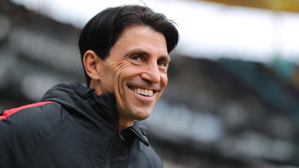 Sportdirektor Bruno Hübner und Eintracht Frankfurt haben sich auf eine langfristige Zusammenarbeit geeinigt