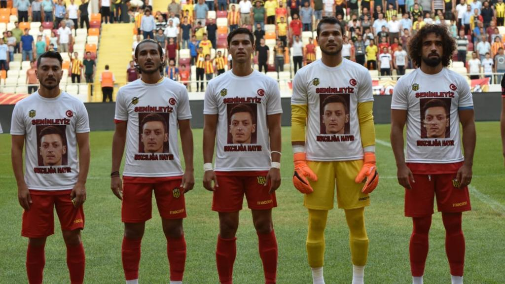 Mesut Özil erhält Unterstützung aus der Türkei