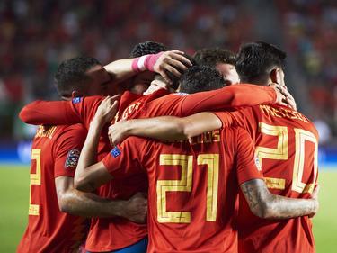 España ha comenzado con buenas sensaciones con Luis Enrique. (Foto: Imago)