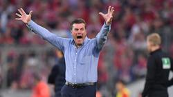 Dieter Hecking muss gegen Mainz weiter auf Raffael verzichten