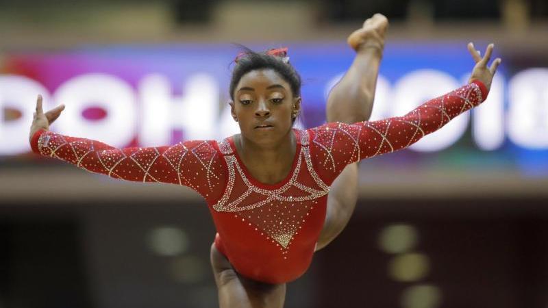 Verpasste ihren 14. WM-Titel: Simone Biles