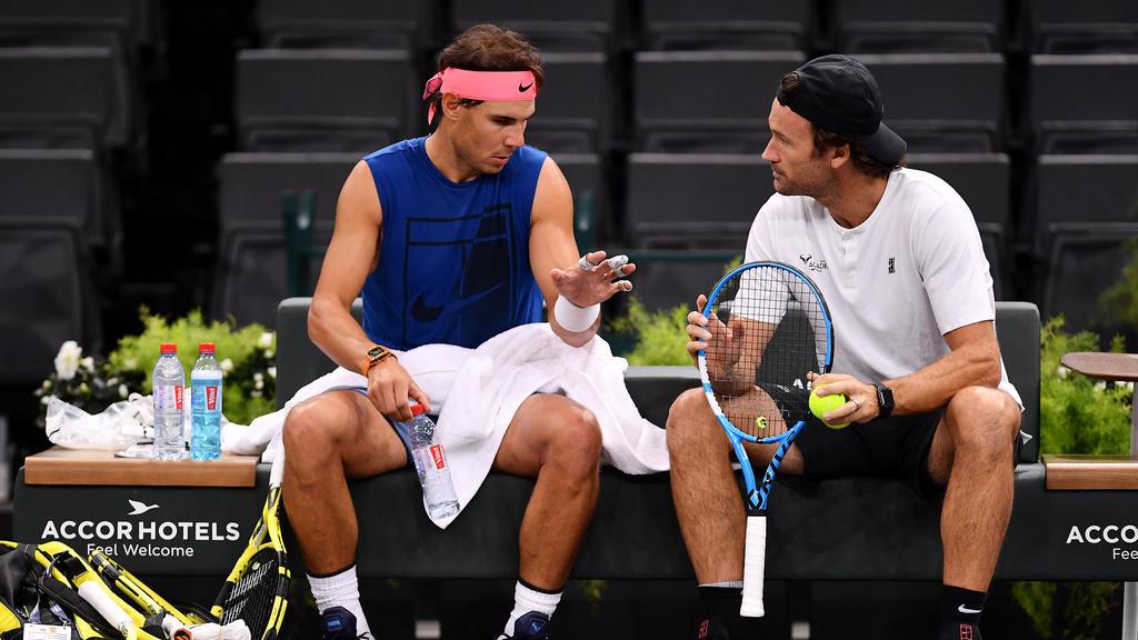 Rafael Nadal musste die ATP-Finals absagen