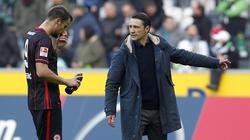 Haris Seferovic (l.) spielte unter Niko Kovac bei Eintracht Frankfurt