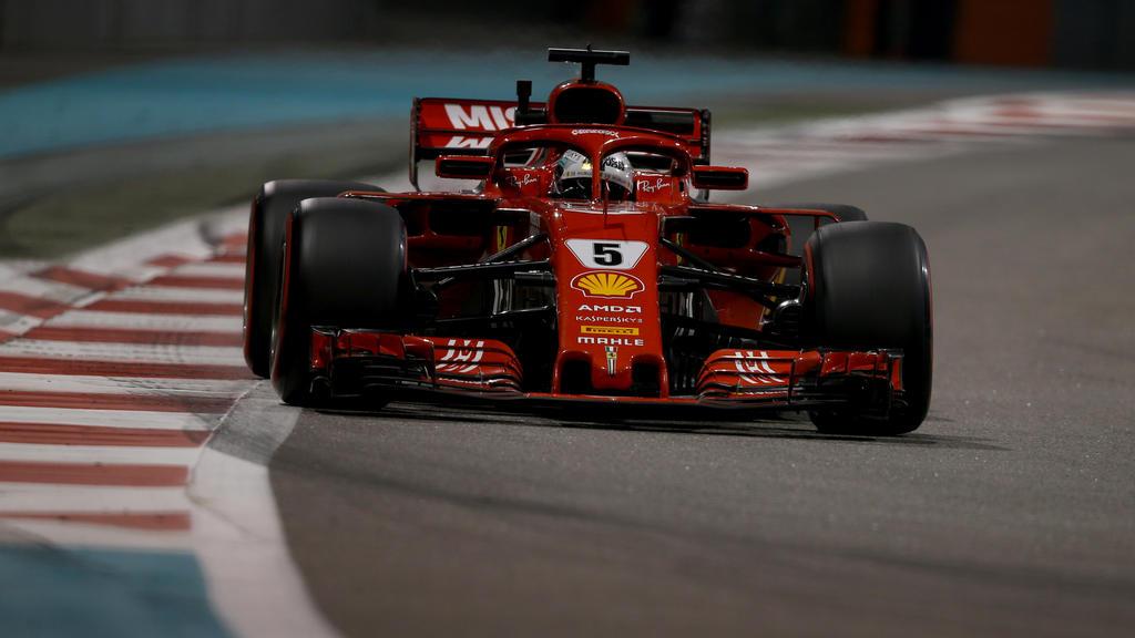 Formel 1 im LIVE-Ticker:Qualifying zum Grand Prix von Abu Dhabi - Schafft Vettel die Wende?