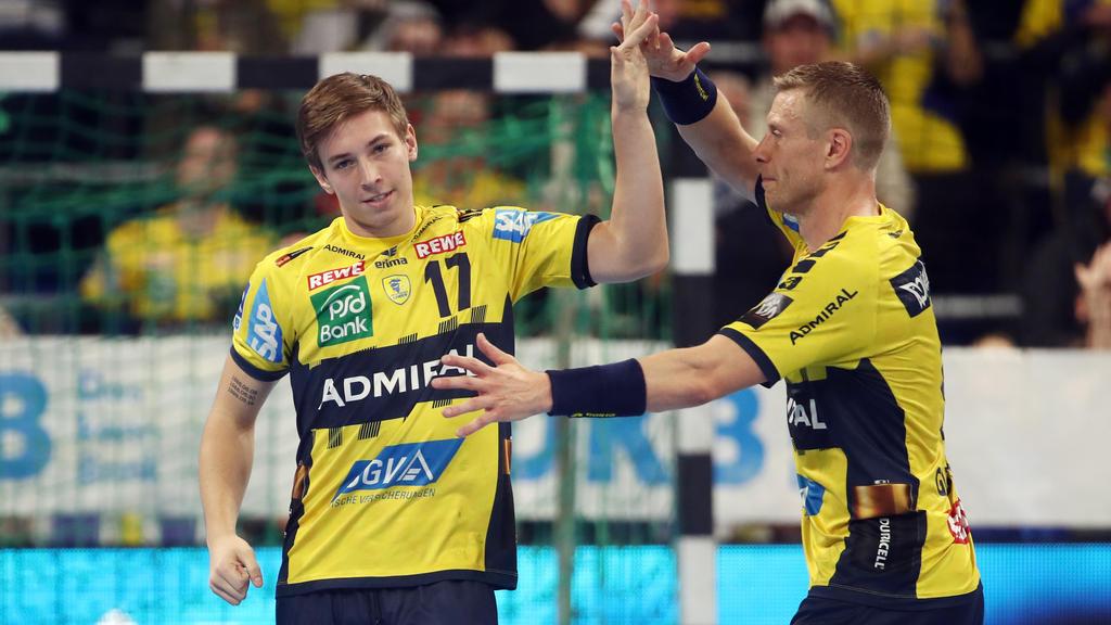 Die Rhein-Neckar Löwen siegten im sechsten Spiel in Folge