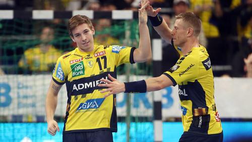 Die Truppe um Altmeister Gudjon Valur Sigurdsson gewann am Mittwochabend