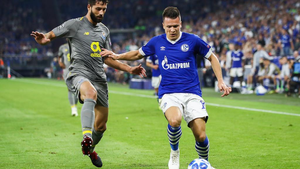 Yevhen Konoplyanka könnte den FC Schalke 04 bald verlassen