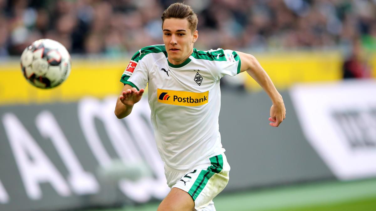 Florian Neuhaus soll bald sein Debüt in der A-Nationalmannschaft feiern