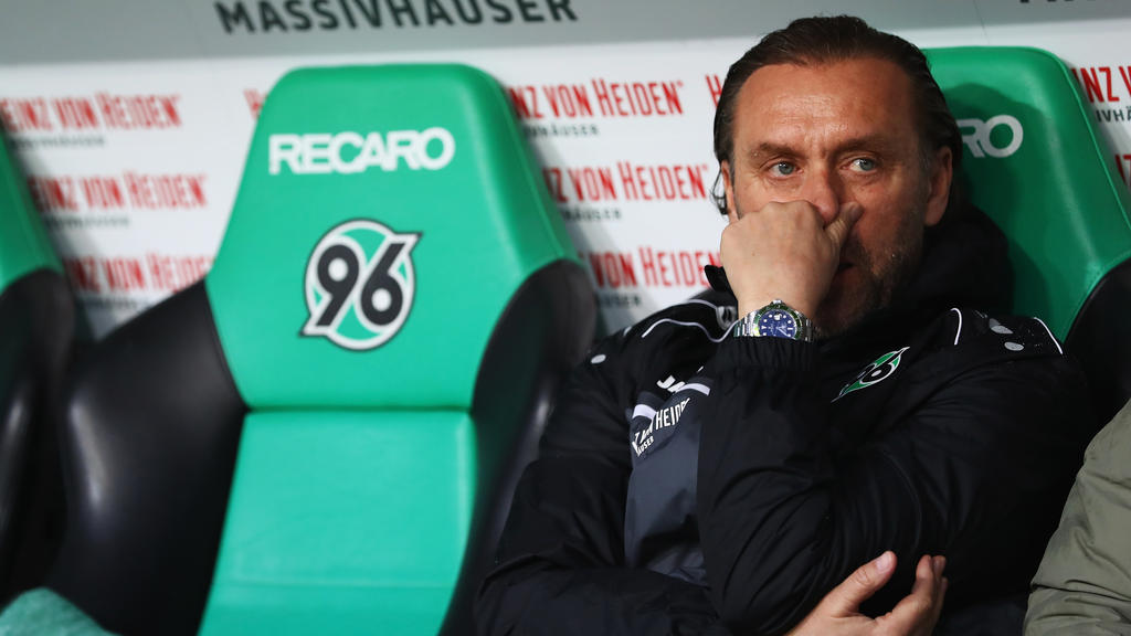Thomas Doll steht bei Hannover 96 schon nach wenigen Wochen in der Kritik