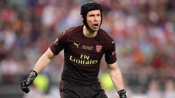 Hatte seine aktive Laufbahn beim FC Arsenal beendet: Petr Cech