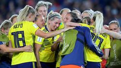 Schweden fordert Deutschland im WM-Viertelfinale