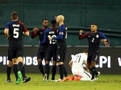 Die US-Fußballer wollen wieder zurück in die Erfolgsspur