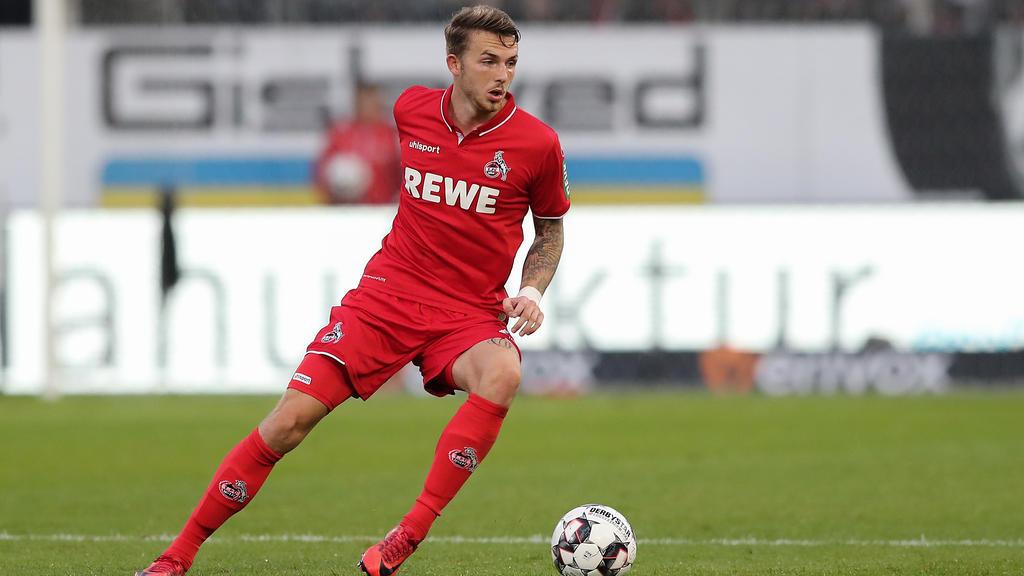 Jannes Horn muss sich beim 1. FC Köln wieder rankämpfen
