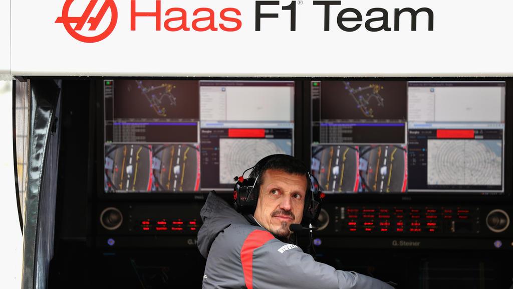 Günther Steiner ist diese Woche zu Gast in Starting Grid, dem Formel-1-Podcast