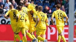 Arminia Bielefeld gewinnt bei Hannover 96
