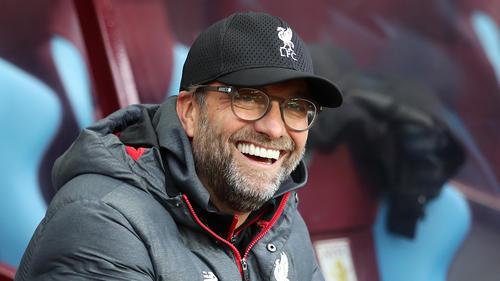 Jürgen Klopp bleibt dem FC Liverpool wohl noch lange erhalten