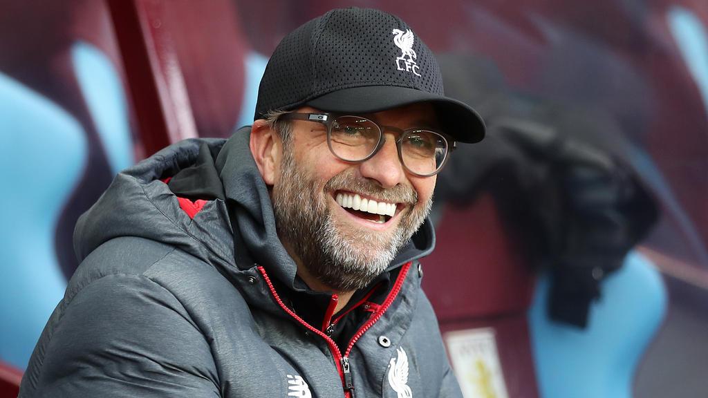 Jürgen Klopp ist vor dem Duell mit Manchester City hoch motiviert