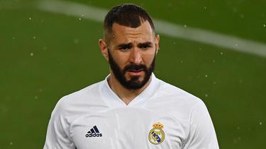 Karim Benzema von Real Madrid droht eine Haftstrafe