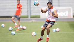 Dejan Joveljic verlässt Eintracht Frankfurt